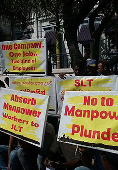 slt manpower trade union action cropped